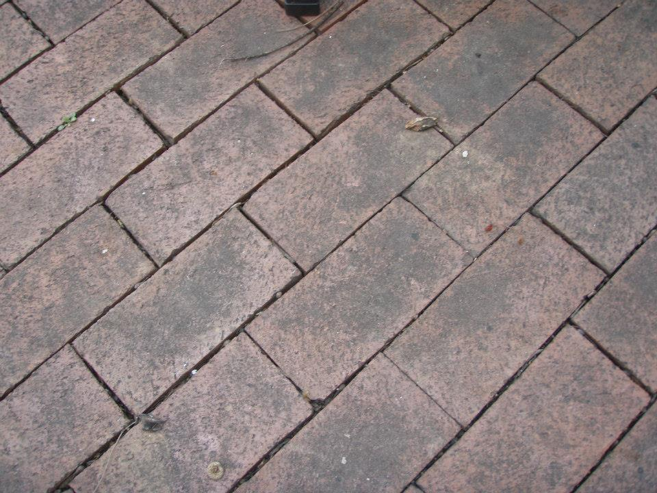 Renew Crew Was Able To Clean The Brick With A Product Specific Cleaner  Followed By Pressure Washing The Patio. Now The Color Is Back To Its  Original State ...